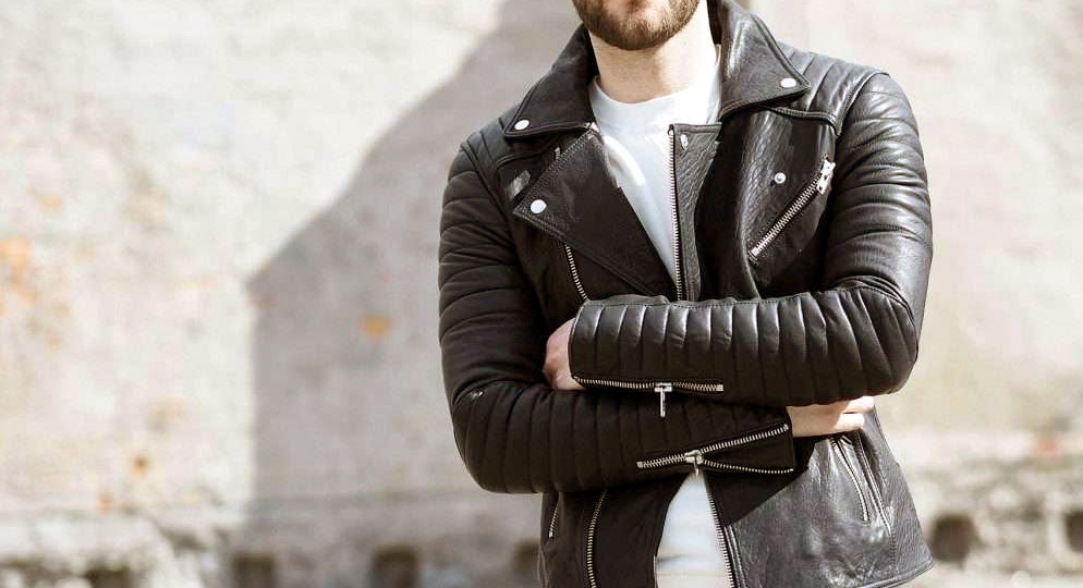 The Art of Style- Leather jackets